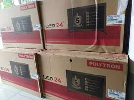 TV LED POLYTRON 24 INCHI