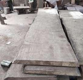 safii papan top daun meja kursi kayu utuh barang sampai baru bayar