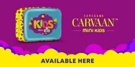 CARVAAN mini KIDS