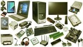 Computer, laptop & printer hardware, Networking, CCTV, led monitor