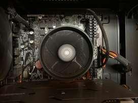 Ryzen 5 1600 + mobo Asus B350 Prime K