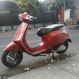Vespa Sprint iget 2017 Bali Dharma motor