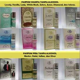 Parfum Al-Jazeera Non Alkohol