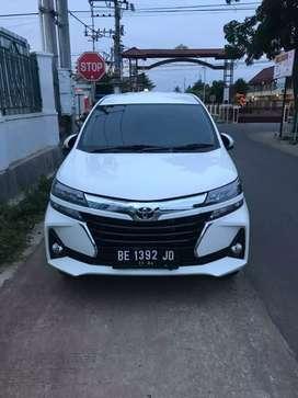 Dijual Toyota Avanza G 2019 manual