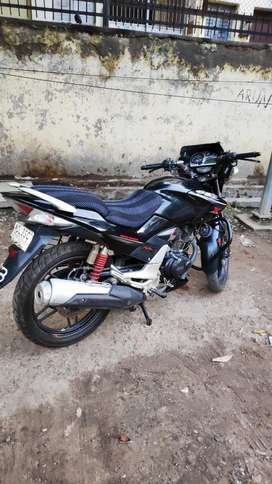 Double Disc CBZ extreme (2012) excellent & brand new condition.