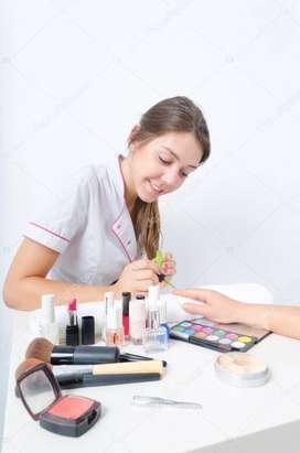 Beautician Trainer ( Female )
