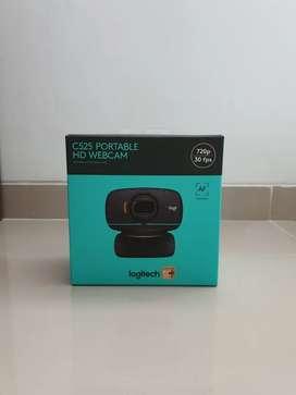 Webcam logitech C525 HD 720P