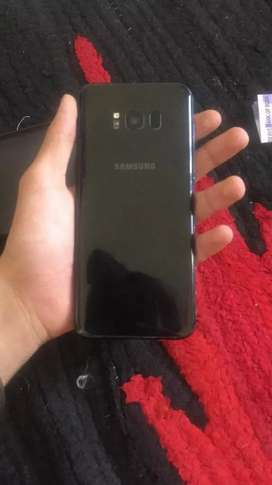 S8+ 64gb in good condition and exchange iPhone 7