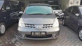 Nissan Grand Livina XV 1.5 2007 Automatic Abu-Abu Antik