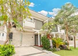 Rumah bernuansa Villa Full Furnished Lingkungan Ekslusive di Bali