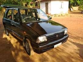 Maruti Suzuki 800 1998 Petrol 37864 Km Driven