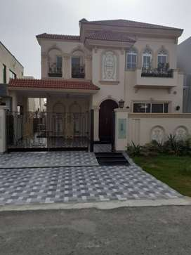 TEN MARLA BRAND NEW HOUSE FOR SALE IN DHA PHASE 5 LAHORE