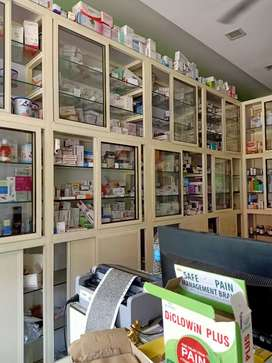 Need pharmacist  for medical store.