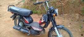 TVS xl100cc 4stroke