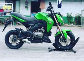 Kawasaki z125 mulus murah bs tt ksr 110
