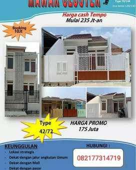 Cluster Syariah, Hrg murah Tanpa BI Cheking, B.Lampung