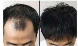 Natural divine hair oil