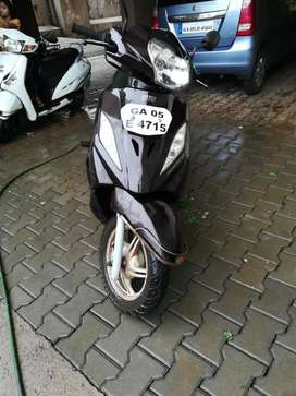 TVs Wego 65400 driven. Vehicle in good condition