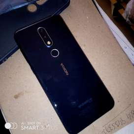 Nokia 6.1plus for sale or exchange exchange only with OnePlus 3T or 5