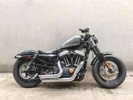 Harley Sportster 48 2014 Keyless ABS Super Mulus