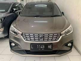 Suzuki Ertiga GX 1,5 Matic 2018 pmk 2019 [ Kredit DP 50jt Angs 3,2jt ]