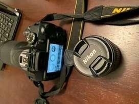 Nikon D3400 on rent 500/day