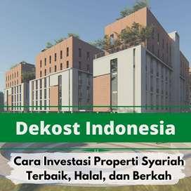 Jual unit kamar kos Syariah harga murah Apartemen IPB Bogor
