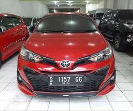 Toyota yaris s trd manual 2019 merah