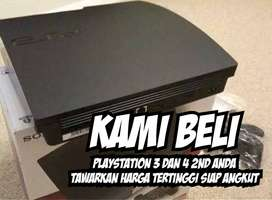 Tawarkan Playstation 2nd anda Siap Angkut