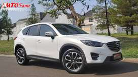 Mazda CX5 2.5 GT Facelift Bose Audio Sunroof 2015 Km 20Rb Like GRESSS!