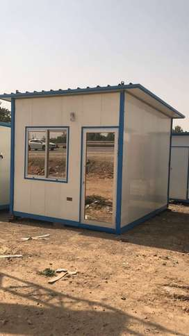 ISO Container site camp caravan  container  in lahore and karachi