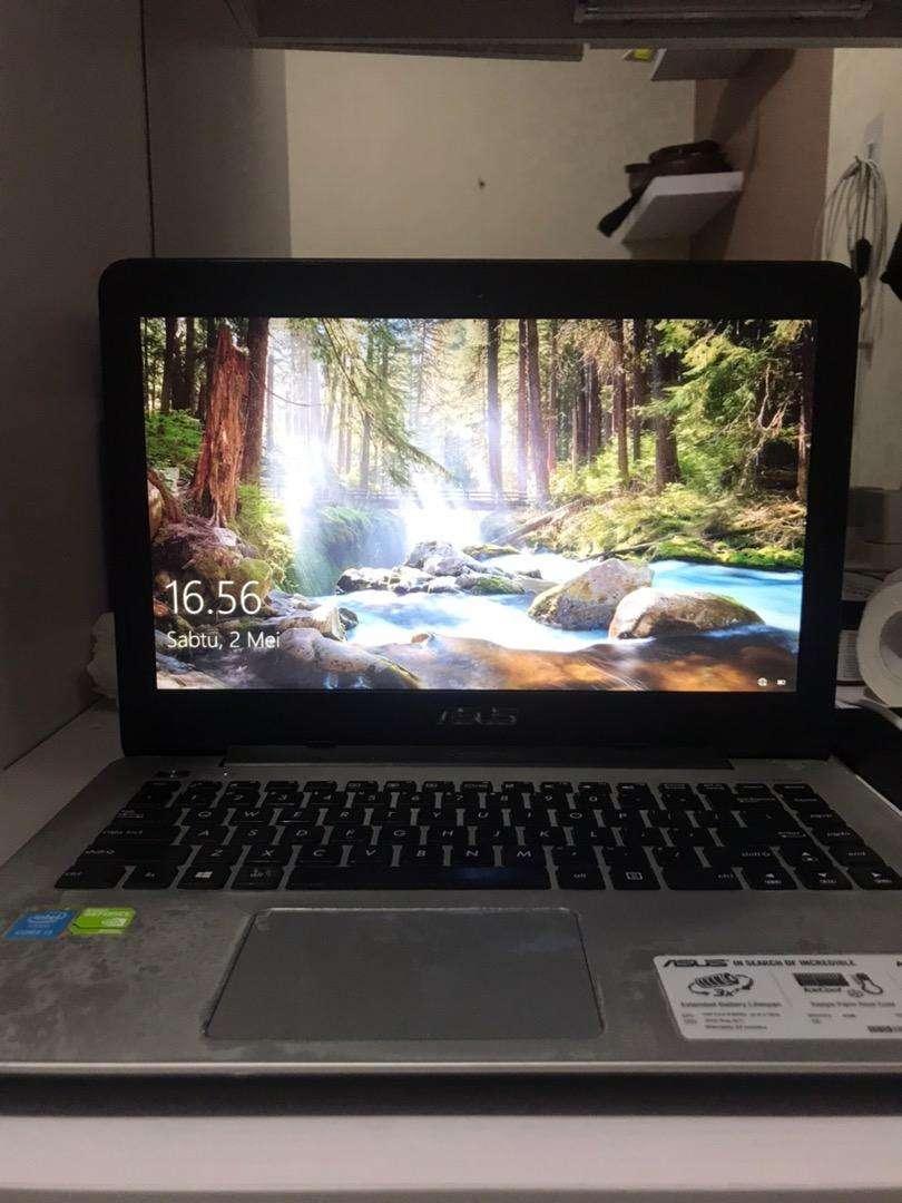 Jual Laptop Gaming Asus A455L Murah 0