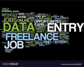 Data entry operator..web developer and web designing. Logo design