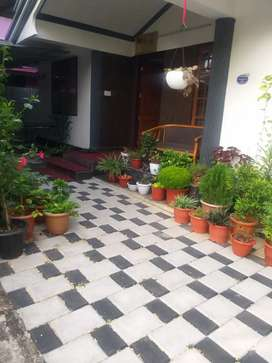 3 BHK ROAD SIDE FULLY FURNISHED HOUSE- PERUMBADANNA