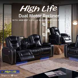 Home theater Recliner High Life