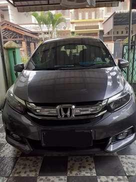 Di jual Honda Mobilio tipe E CVT Rp 173 juta NEGO