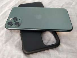 iPhone 11 Pro Max 256 GB midnight green colour