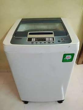LG turbodrum , Fuzzy Logic 6.2 kg washing mashine