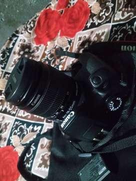 Canon camera 3000d