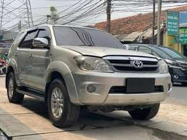Fortuner G Lux at 2005