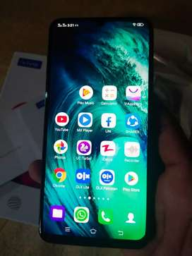 Vivo S1 4gb 128gb skyline Blue