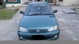 Suzuki cultus model 2002 registration lahore token life time