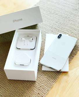 iPhone xsmax Its new brand Its cash on delivery
