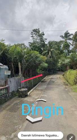 Kode : TP 2836 #Tanah Pekarangan Bagus Murah di Turi Sleman Yogyakarta