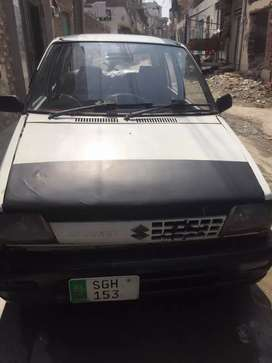 Mehran 1996 model for sale