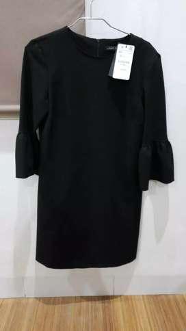 Dress zara black
