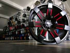 jual velg racing Fortuner Ring 20x9 Hole 6/139.7