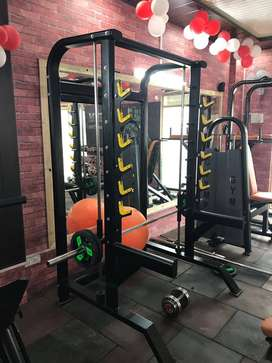 GYM SET UP AT reasonable price