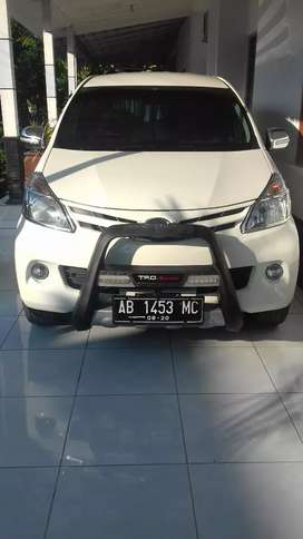 Daihatsu Xenia X up R 2015 AB Tangan Pertama Putih