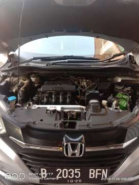 Honda HRV automatic triptonic